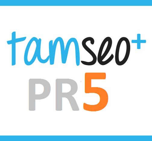 Tamseo+ Pagerank 5 Oldu !