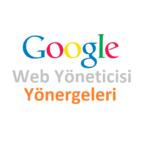 google web yöneticisi yönergeleri