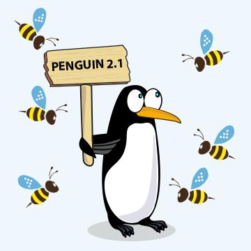Google Penguen 2.1 Algoritma Güncellemesi