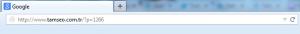 Yanlış URL Seçimi
