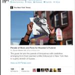 Twitter Cards Büyük Fotoğraflı Özet Görünümü
